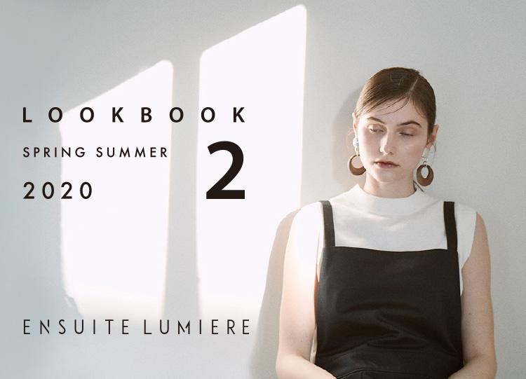 LOOK BOOK SPRING SUMMER 2020 2