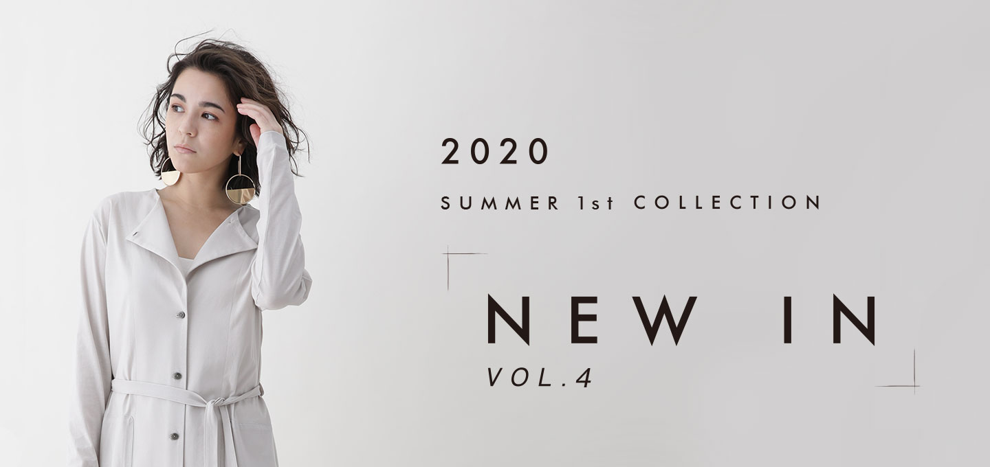 2020 SUMMER 1st COLLECTION[ NEW IN ]VOL.4