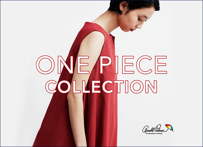【arnold palmer timeless】ONEPIECE COLLECTION
