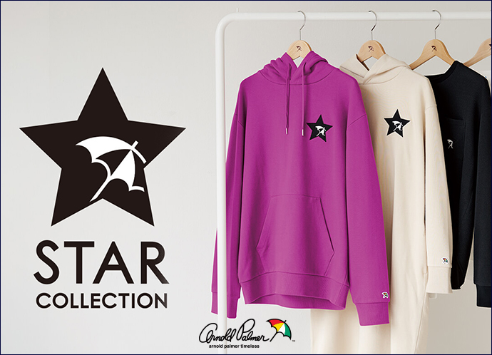 【arnold palmer timeless】STAR COLLECTION