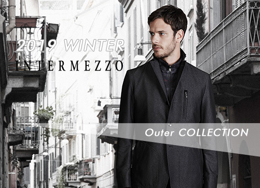 【インターメッツォ】2019 WINTER Outer COLLECTION