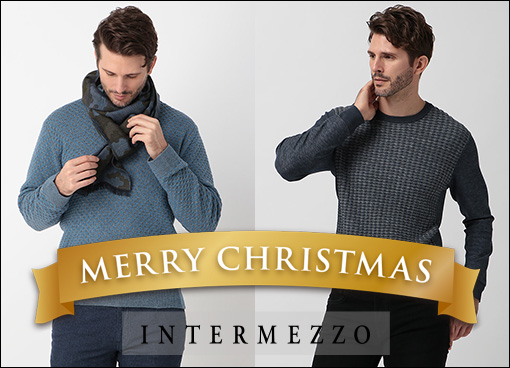 【インターメッツォ】クリスマスギフトにもおすすめのあったかアイテム
