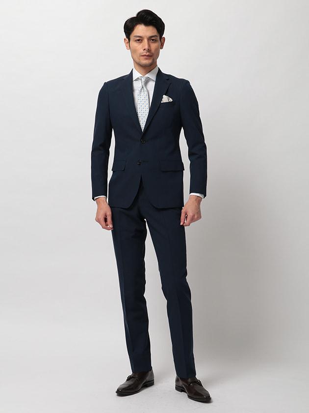 【MONSOON®】 ウールコットン スーツ