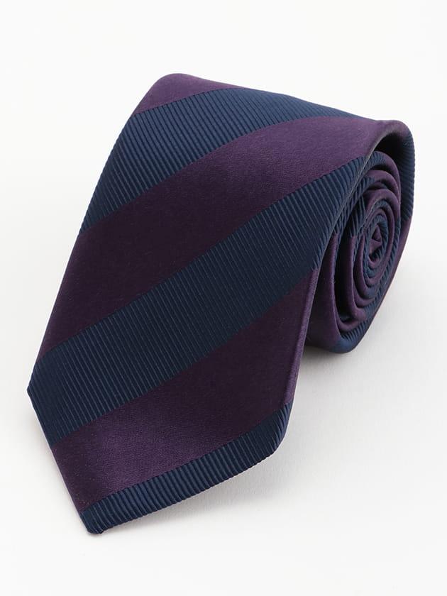 マルチ小紋プリント柄ネクタイ