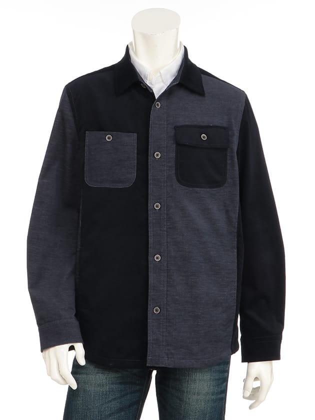 【LORO PIANA TASMANIAN生地使用】ブルーストライプ柄スーツ