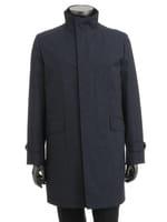 【ライナー付き】レイヤードスタンドカラーコート