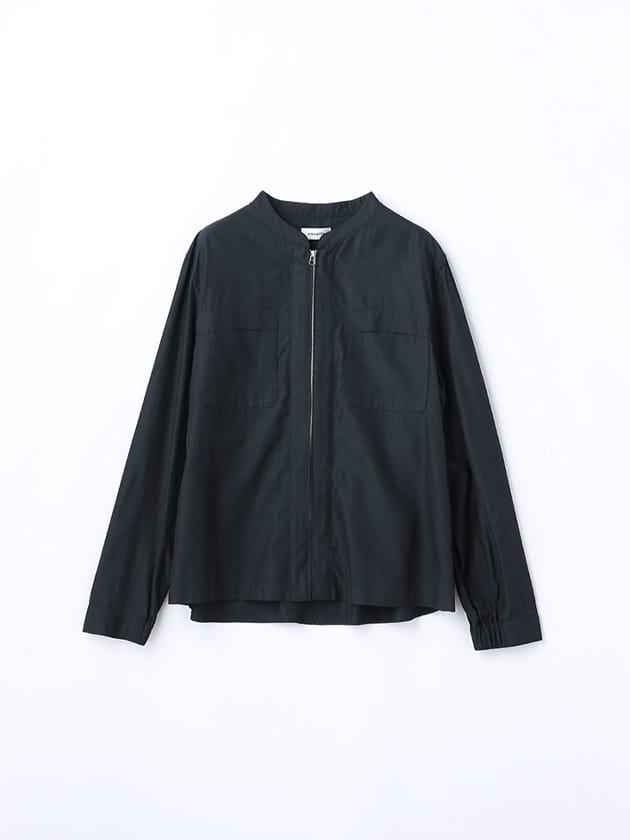 【洗える】キュプラコットンドライブロードジャケット