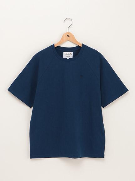 【親子お揃い】バックヨーク傘プリントTシャツ(Men's)