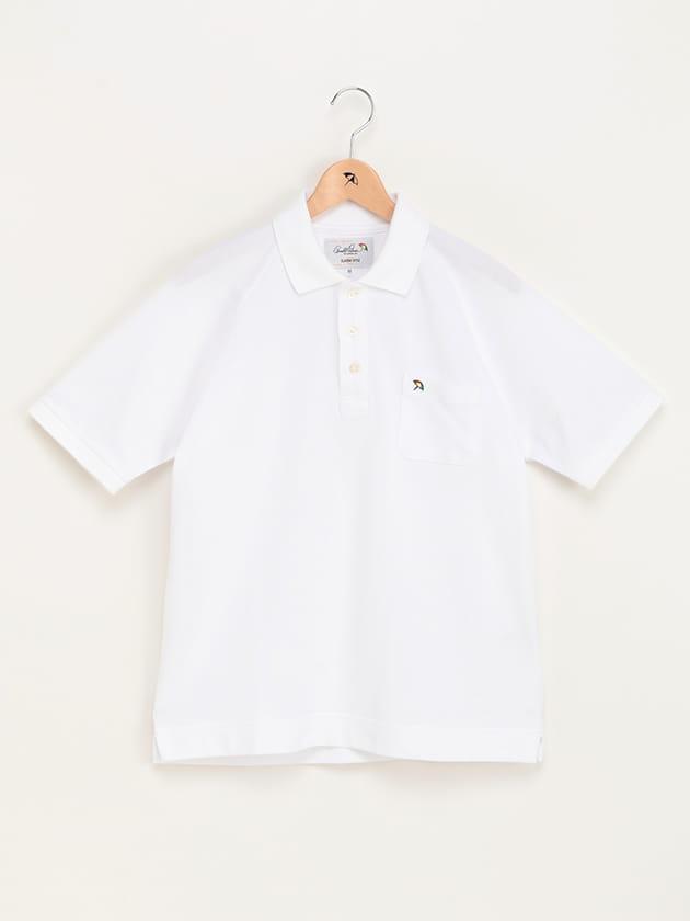 ベーシック鹿の子ポロシャツ(Men's)