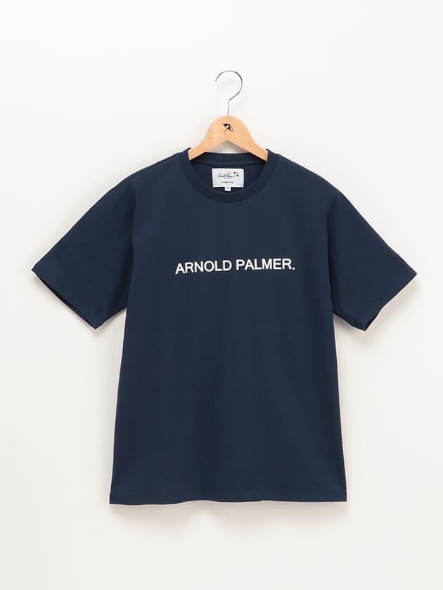 【店舗限定】レイヤーカラーロゴクルーネックTシャツ(Men's)