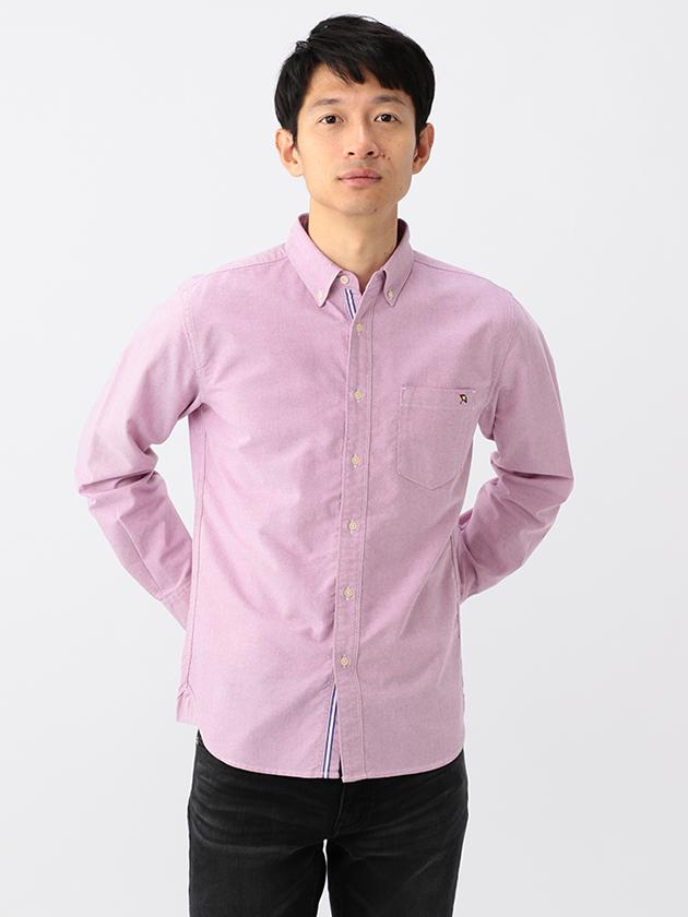 ベーシックオックスフォードシャツ(Men's)