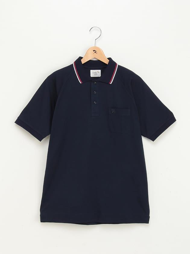 【WEB限定】ジャパンメイド半袖ポロシャツ