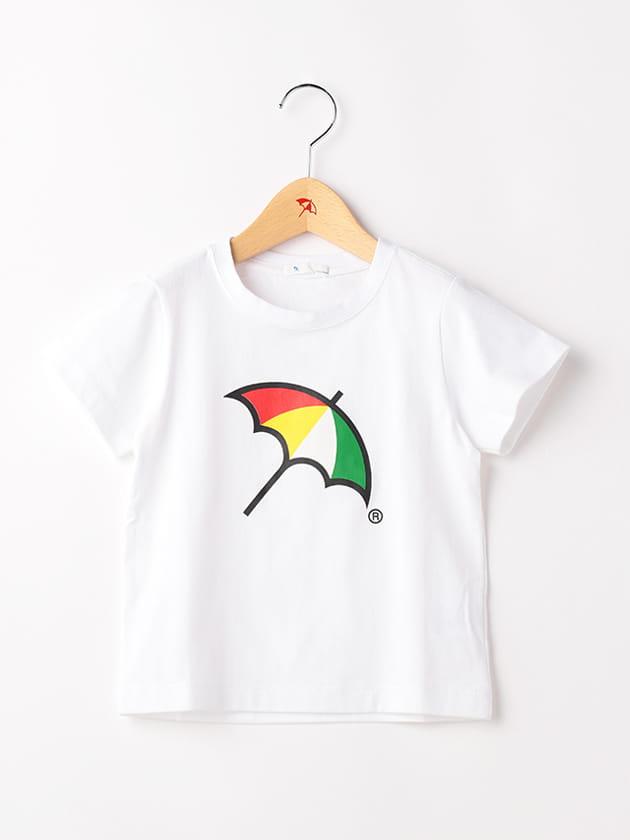 【シェアルック】傘プリントT(Kid's)