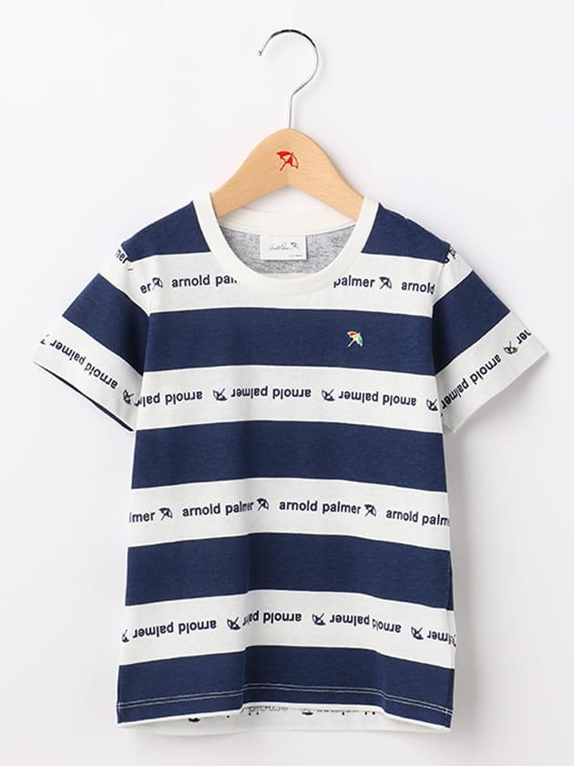【WEB・一部店舗限定】ロゴボーダーT(Kid's)