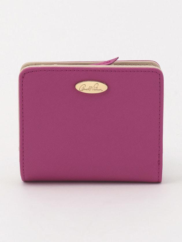 カラー2つ折り財布