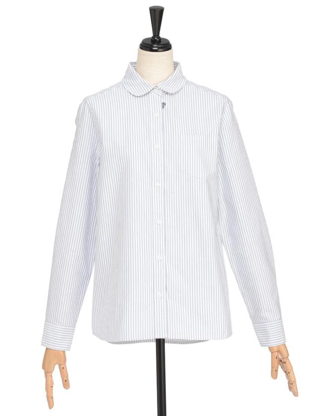 オックスフォードベーシックシャツ
