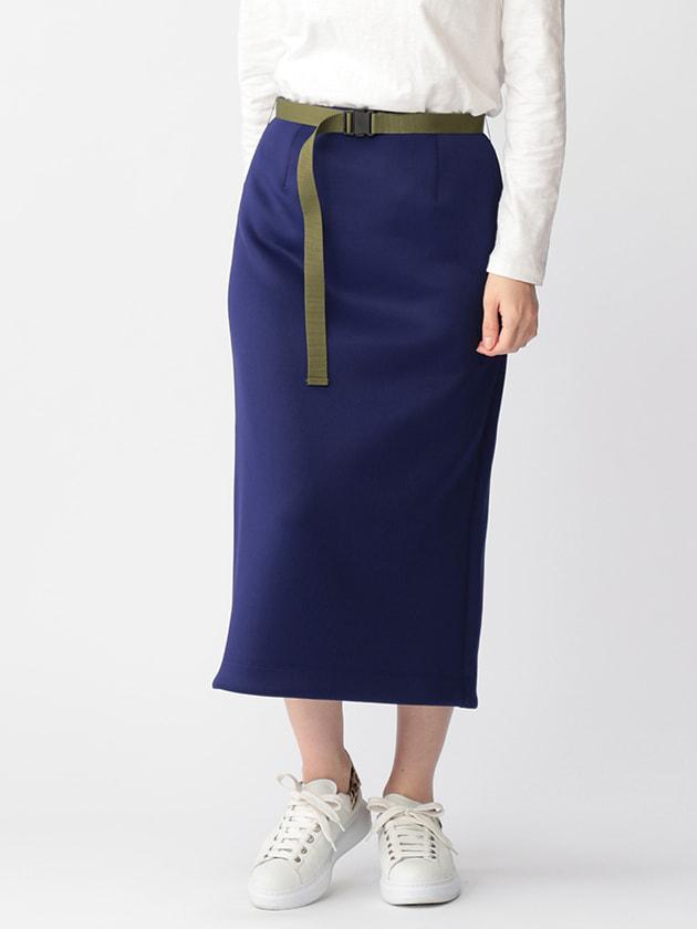 ベルト付きエアクッションスカート