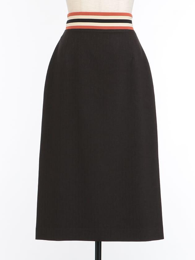 ウエストリブナロースカート