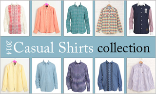 2014 Mens Casual-Shirts Collection
