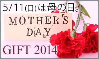 MOTHER'S DAY GIFT 2014
