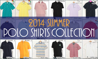 2014 Men's Polo-Shirts Collection