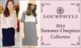 *LOURPHYLI 2014 Summer One-piece Colllection
