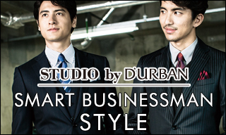 【スタジオバイダーバン】SMART BUSINESSMAN STYLE【FALL COLLECTION 2015】