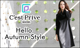 �yC'est Privee(�Z�v����)�zHello Autumn Style
