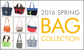BAG COLLECTION 2016SPRING