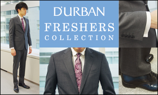 【D'URBAN】FRESHERS COLLECTION