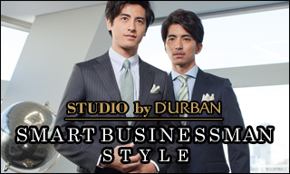 【スタジオバイダーバン】SMART BUSINESSMAN STYLE・SPRING COLLECTION 2016