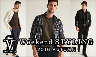 【インターメッツォ】 Weekend STYLING AUTUMN 1
