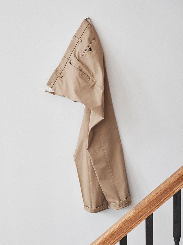 Universal Clothingベーシックハイストレッチチノパンツ